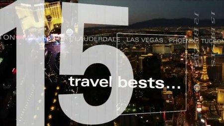 15 travel bests