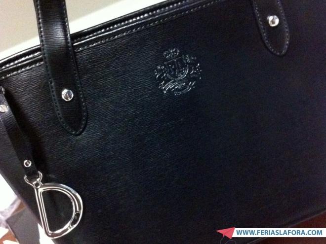 Altíssima qualidade e perfeita. Bolsa Ralph Lauren US$60.