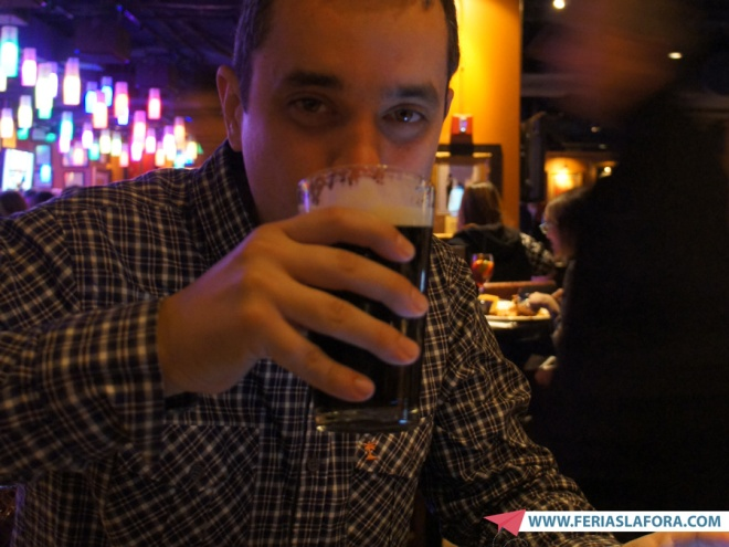 As cervejas são boas... afinal de contas é um bar! rs