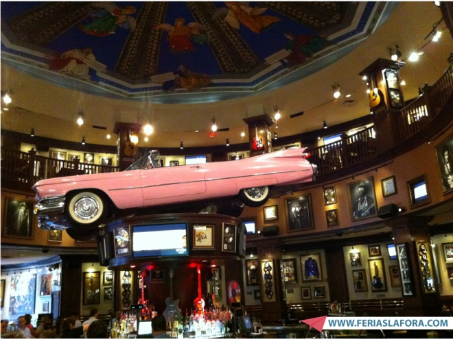 """No Hard Rock Cafe a palavra """"tematizar"""" não é usada em vão rs...."""