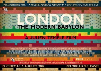 London-The-Modern-Babylon-Cover