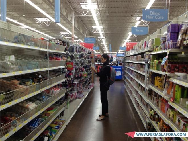 Imagine chegar no Walmart sem uma lista? Se fizer isso não irá comprar nada, ou, pior, irá comprar mal.