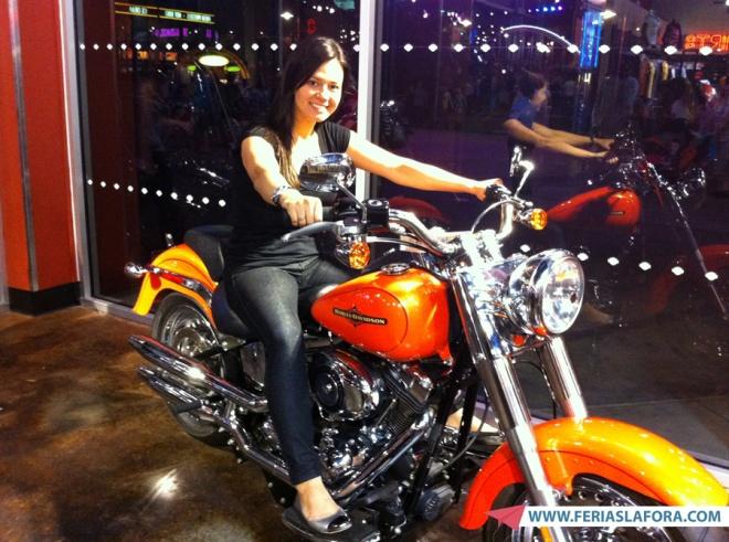 Ah! E se gostar de motociclismo tem uma loja da Harley bem legal também!