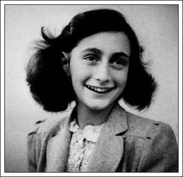 """Como eu """"me lembro"""" de Anne Frank"""