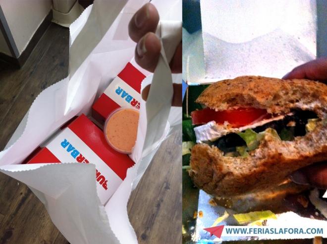 O MELHOR hamburguer vegetariano da minha vida: um cogumelo Portobelo gigante dentro......